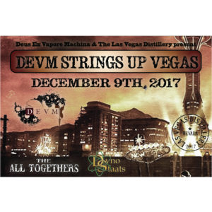 DEVM Strings Up Vegas